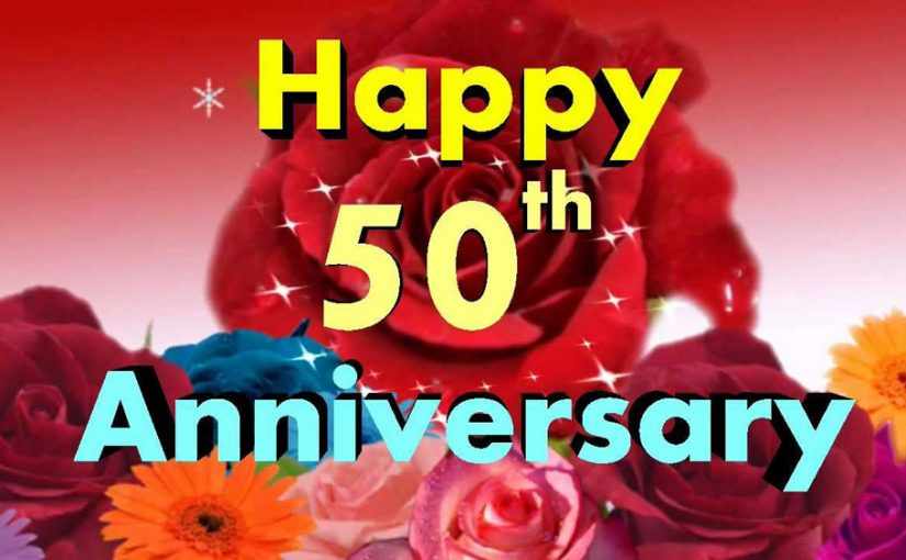 50th Wedding Anniversary Wishes and Messages