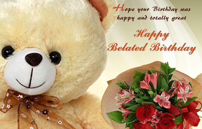 Happy belated birthday messages and wishes wishesmsg happy belated birthday messages wishes 1 m4hsunfo