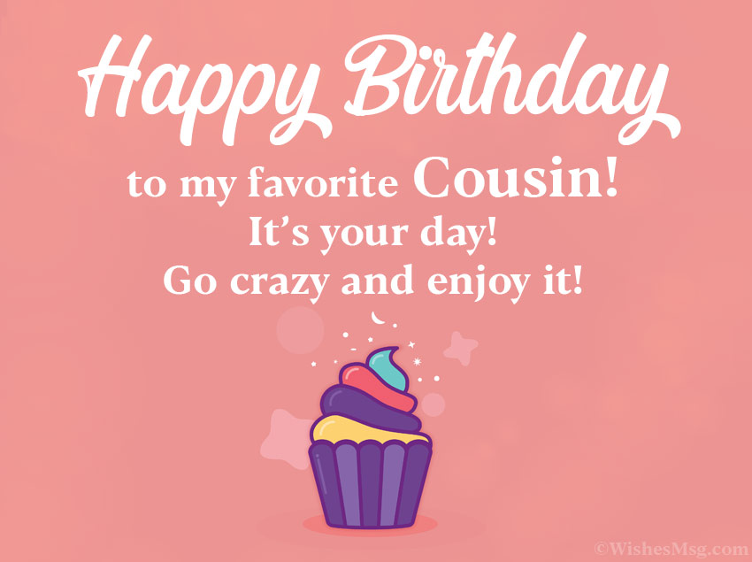 Birthday Wishes for Cousin Sister