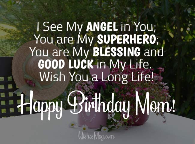 On This Day The Best Angel From Heaven Was Born In World And Later She Became My Lovely Mom Im So Grateful To You Happy Birthday Mama