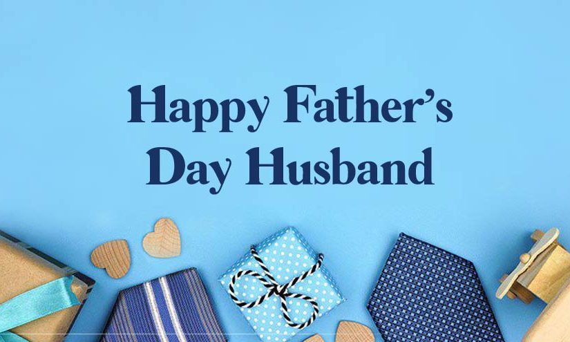 Father's Day Messages From Wife to Husband