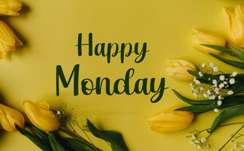 Happy Monday Wishes, Funny Messages and Quotes