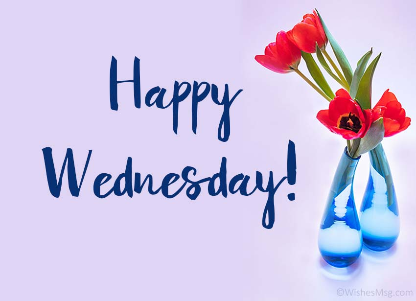 Happy Wednesday Greetings Messages
