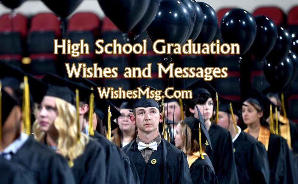 Writing A Letter To A Graduating Senior from www.wishesmsg.com