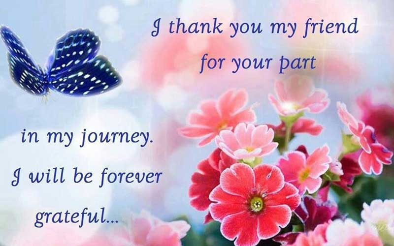 Thank you messages for friends sweet notes quotes wishesmsg i thank you my friend messages m4hsunfo