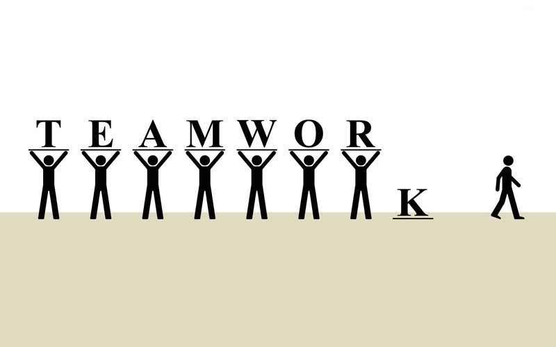 Teamwork Messages and Inspirational Quotes
