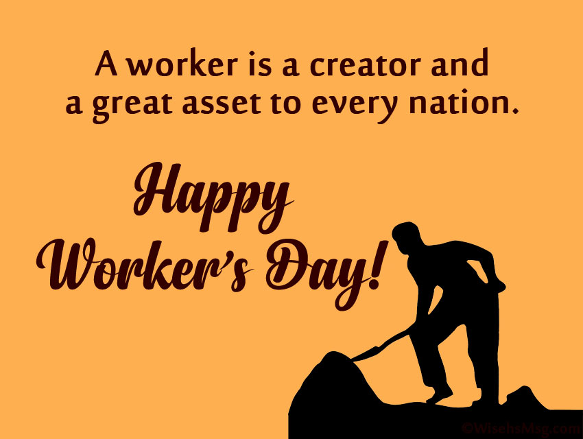 International Workers Day Wishes