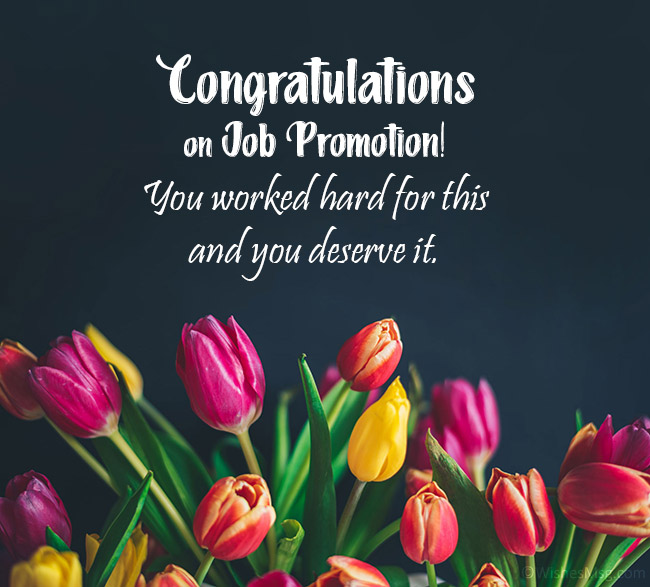 Job-Promotion-Wishes