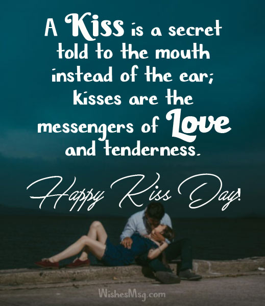 Kiss-Day-Messages