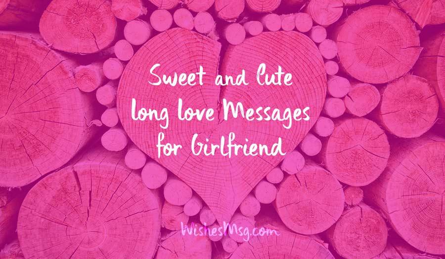 Words to girlfriend sweet tell a 82 Best