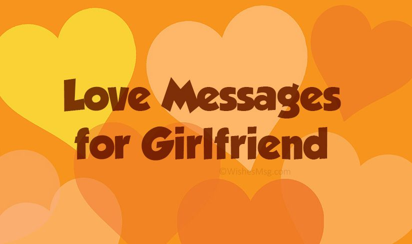 90+ Love Messages for Girlfriend – Sweet Love Quotes for Her