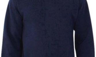 Men's Fleece Crew Sweatshirt husband gift
