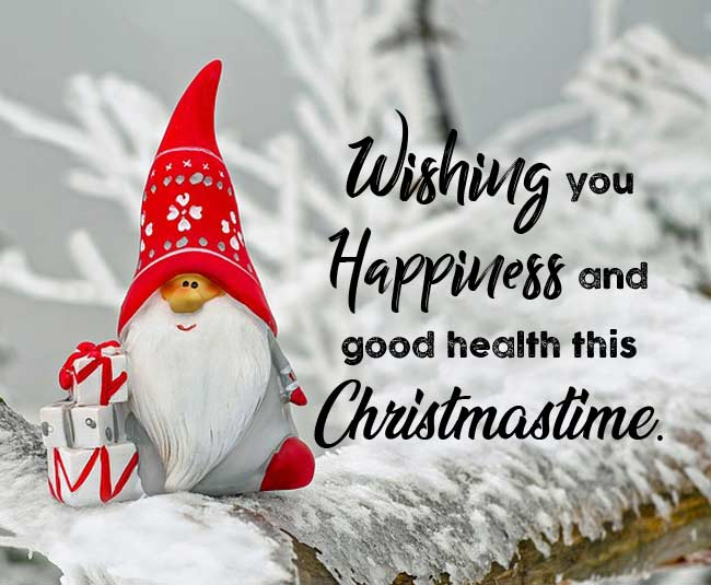 Merry Christmas Msg For Parents