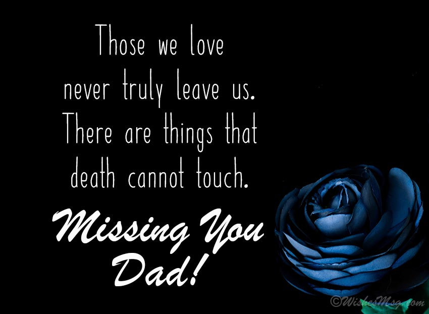 remembrance quotes for my late dad