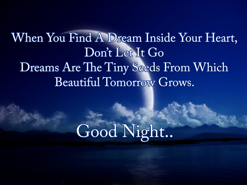 Good Night Positive Quotes Inspirational Good Night Messages   Wishes Quotes   WishesMsg Good Night Positive Quotes