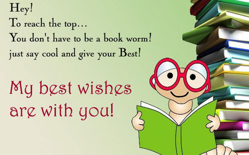 Exam wishes and messages good luck for exam wishesmsg best wishes picture for exam m4hsunfo