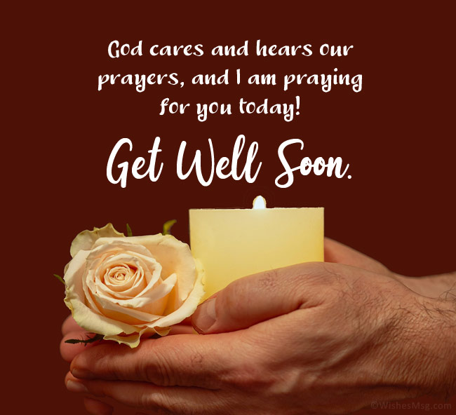 Prayers for Healing from Sickness