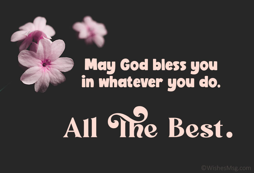 Best Wishes Blessings
