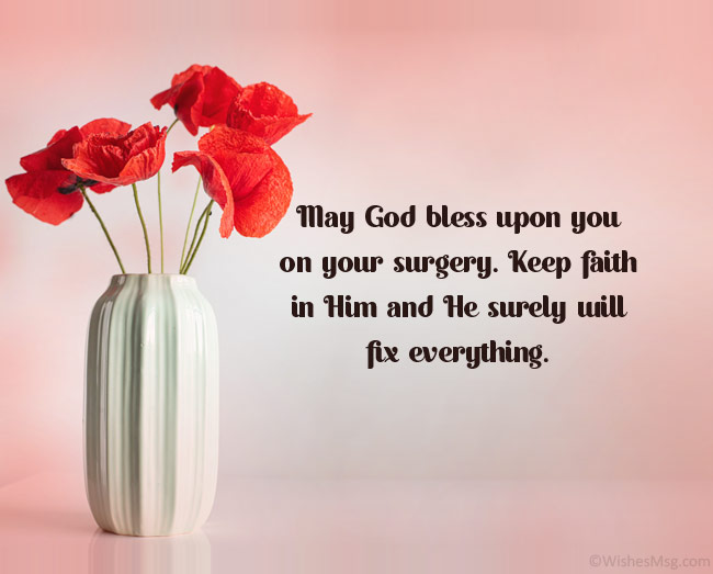 Religious-Surgery-Wishes