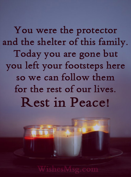 Rip Quotes | Rest In Peace Messages Heartfelt Rip Quotes Wishesmsg