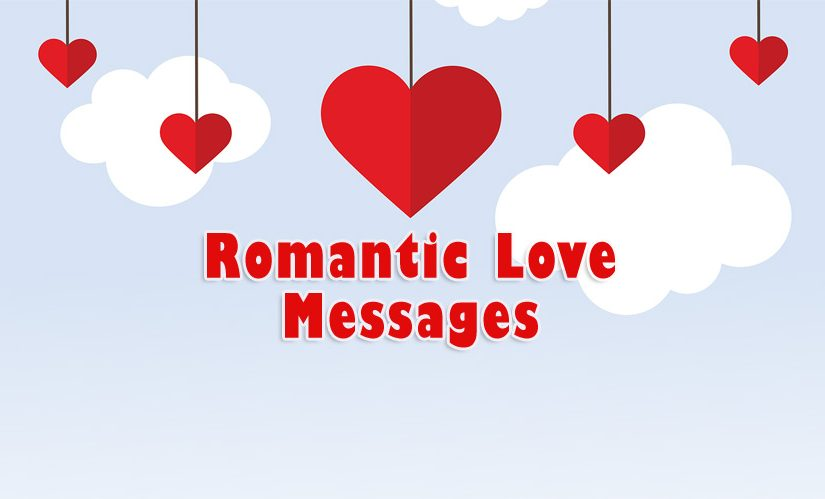 Romantic Love Messages For Him and Her