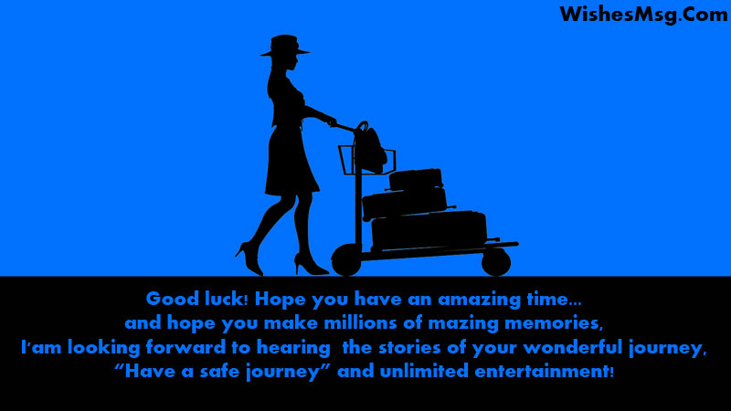 Safe journey wishes messages flight road trip or travel wishesmsg safe journey messages wishes and greetings m4hsunfo