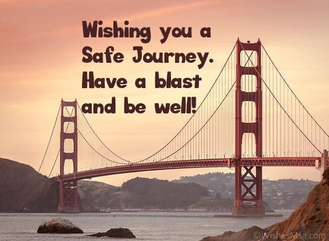 Safe-Journey-Wishes