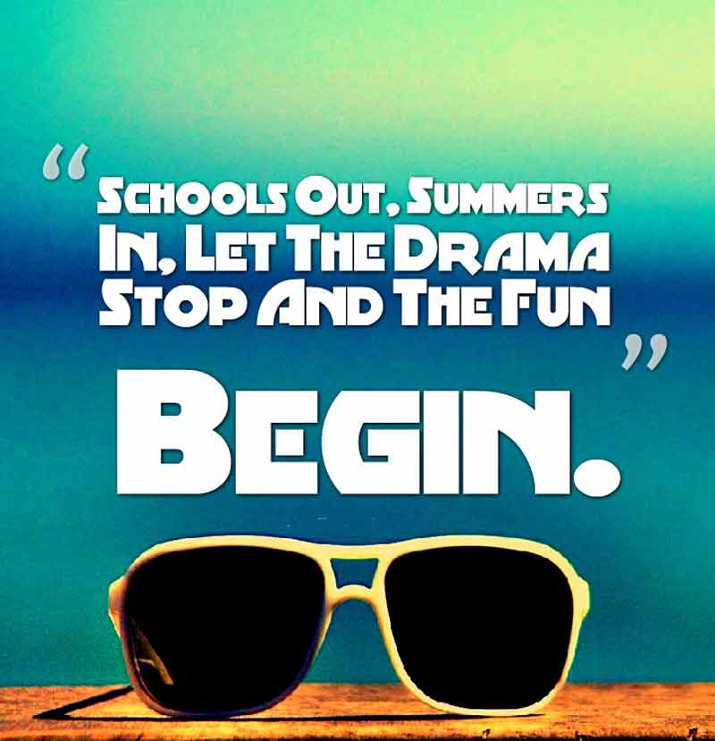 Summer vacation wishes messages and quotes wishesmsg for Great short vacation ideas