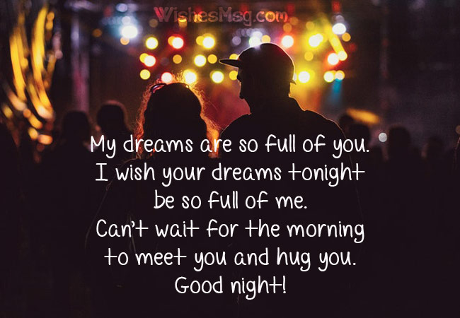 Good Night Messages Wishes And Quotes Wishesmsg