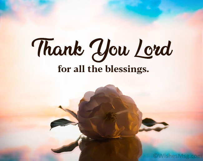 Thank-you-lord-for-all-the-blessings
