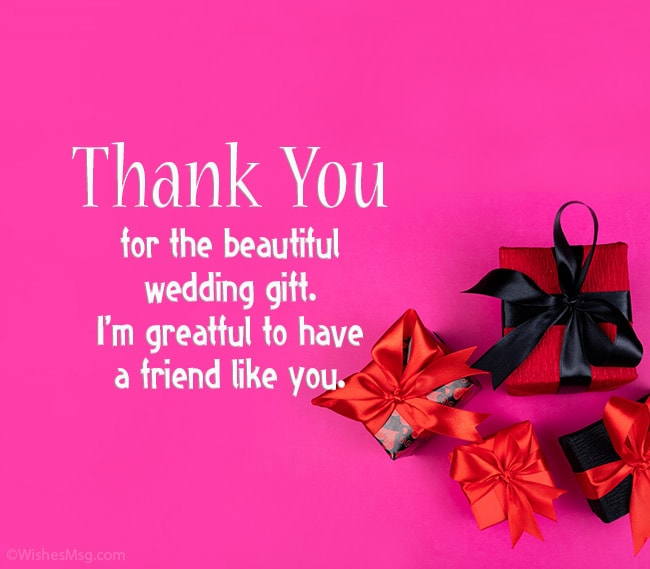 Thanks-for-Marriage-Gift-To-Friend