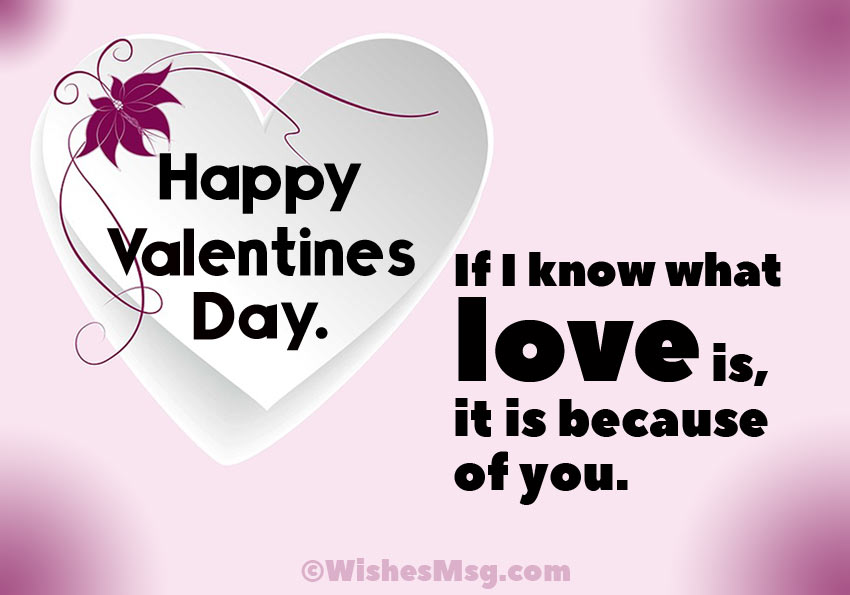 180 Valentine Day Wishes And Messages 2020 Wishesmsg