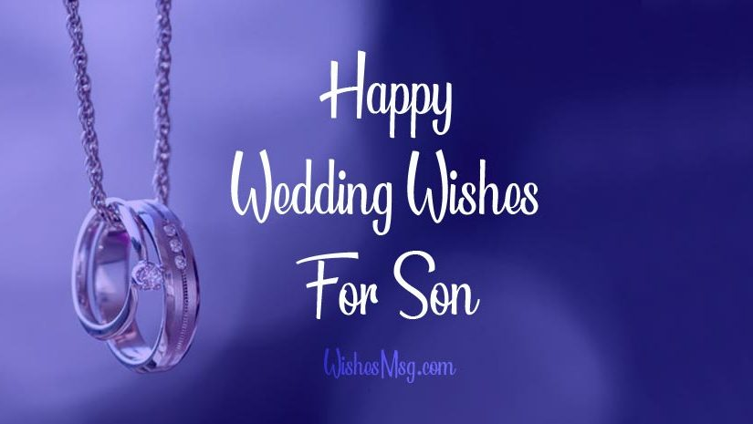 Wedding-Messages-for-Son