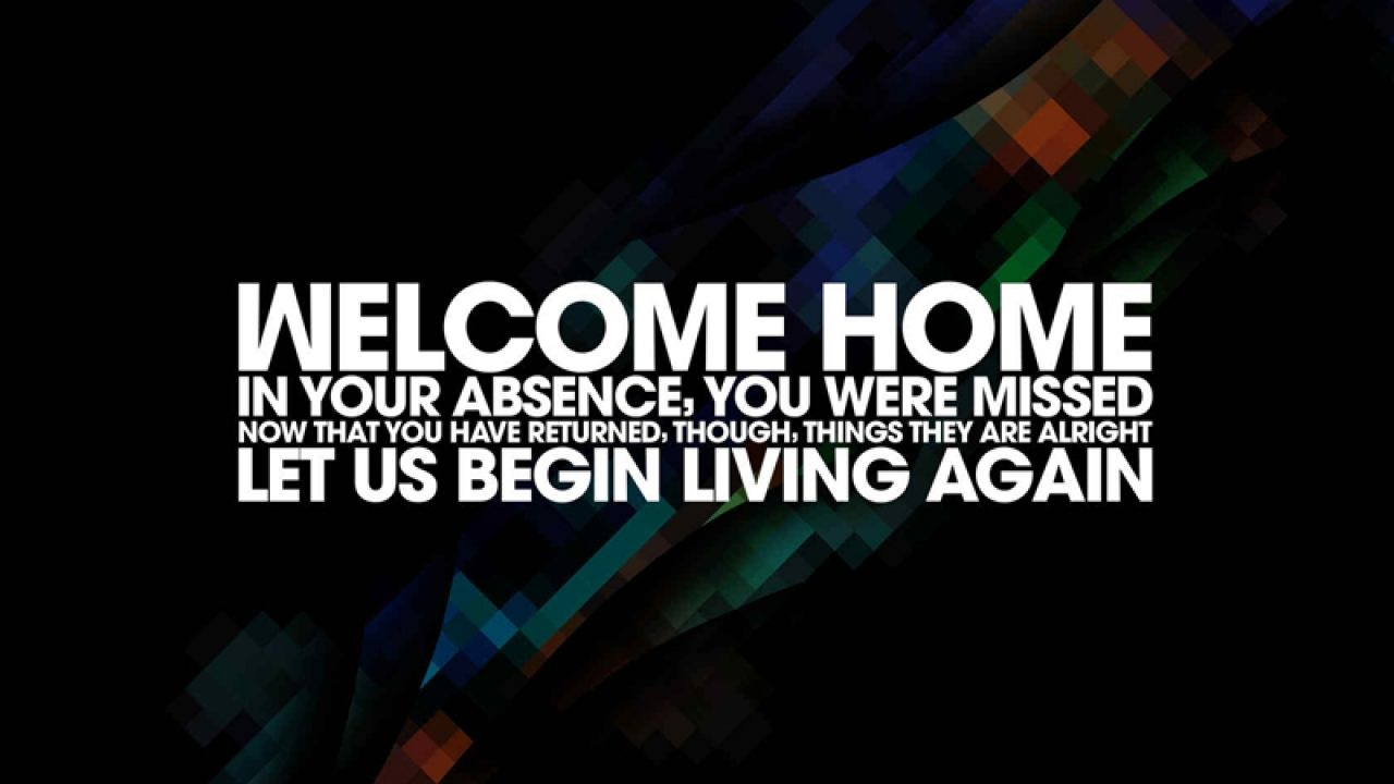 Welcome Back Home Messages For Husband Wishesmsg