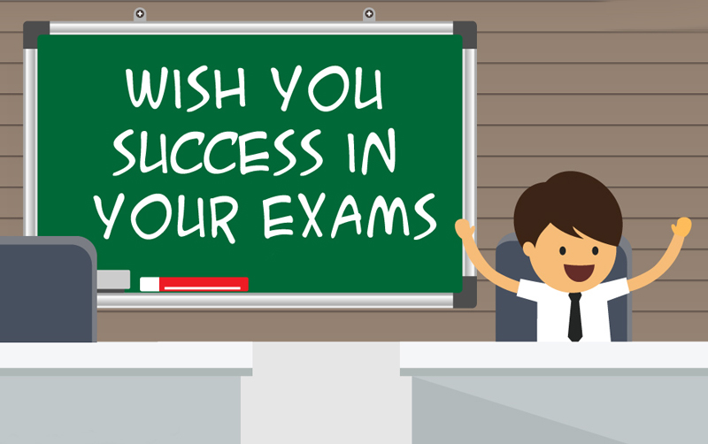 Exam wishes and messages good luck for exam wishesmsg wish you success in your exams messages m4hsunfo
