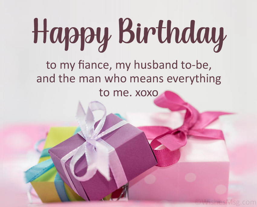 birthday quotes for fiance