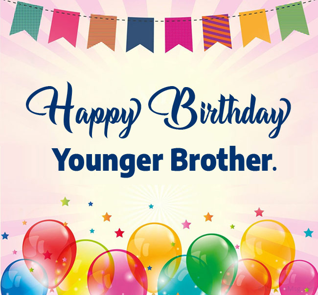 200 Birthday Wishes For Brother Happy Birthday Brother Wishesmsg