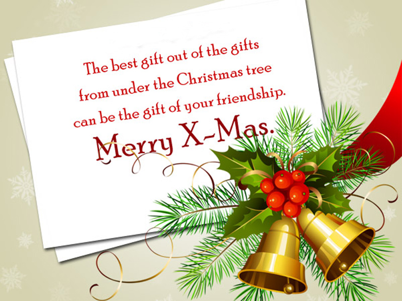 christmas card messages and wishes - Best Christmas Card