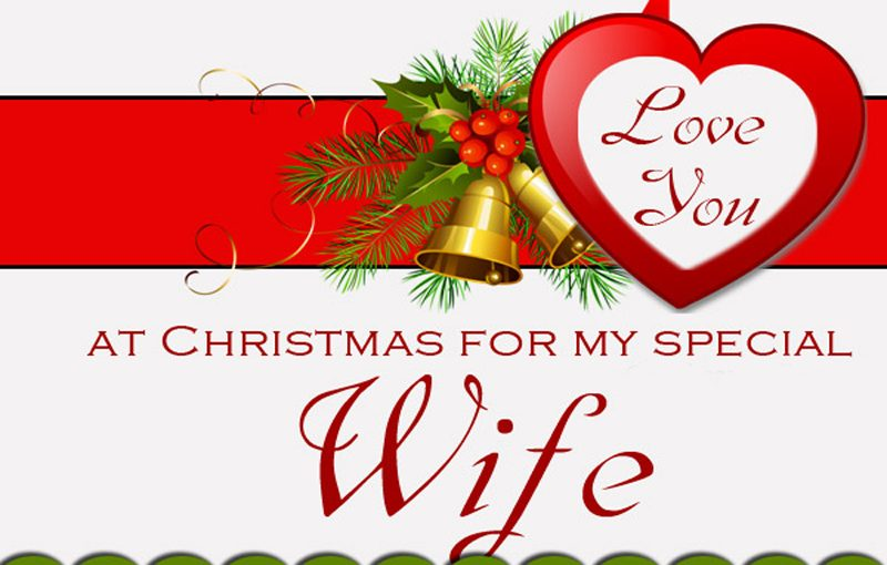 Romantic Christmas Messages For Wife