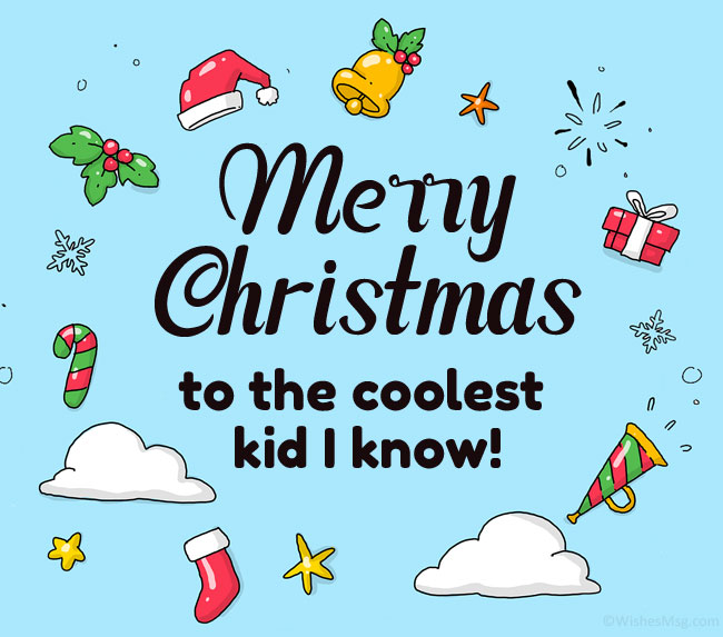 To a special grandson at Christmas greetings card Merry Xmas