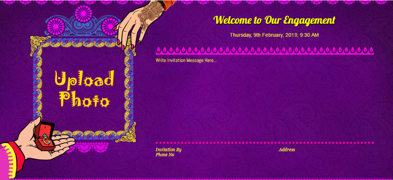Engagement invitation message and wording ideas wishesmsg engagment invitation messages and wordings stopboris