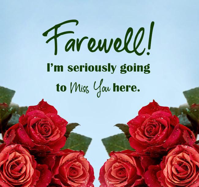 farewell-message