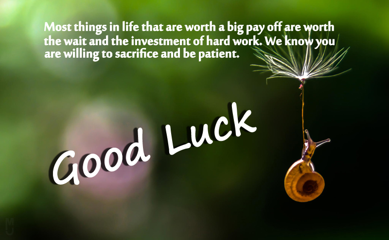 Good Luck Quotes Inspiration Good Luck Messages Wishes And Quotes WishesMsg