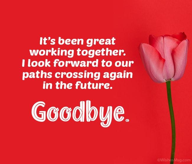 goodbye-message-leaving-company