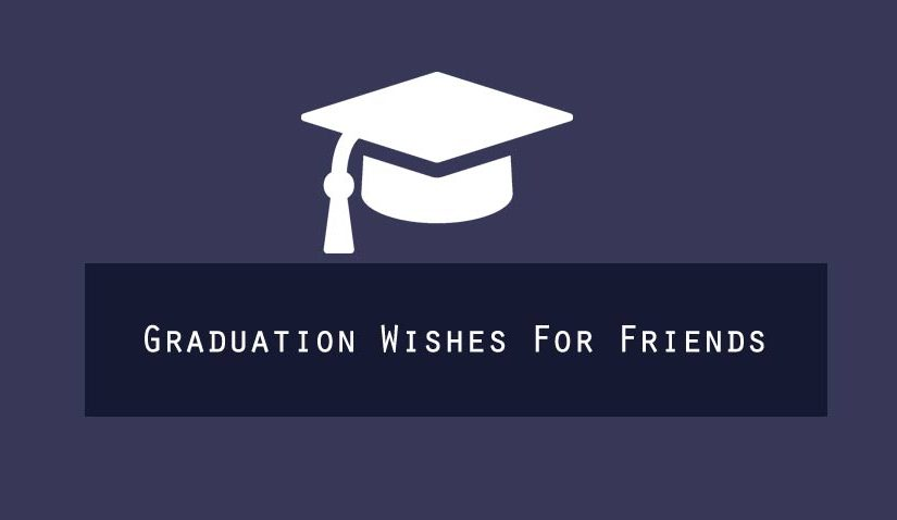 Graduation wishes for friend congratulation messages wishesmsg m4hsunfo