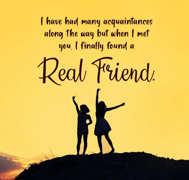 heart touching friendship messages