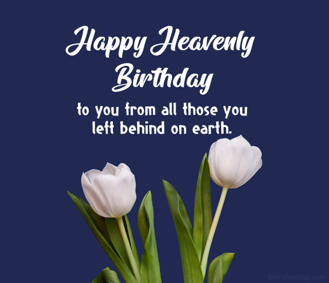 heavenly birthday quotes