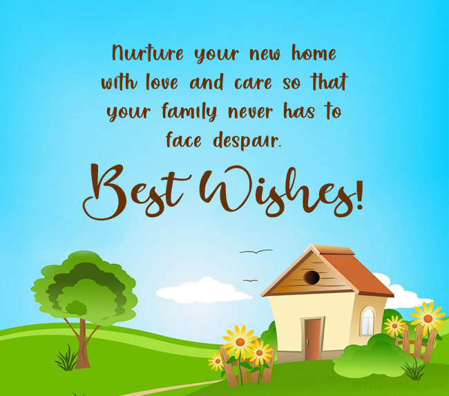 house warming ceremony wishes