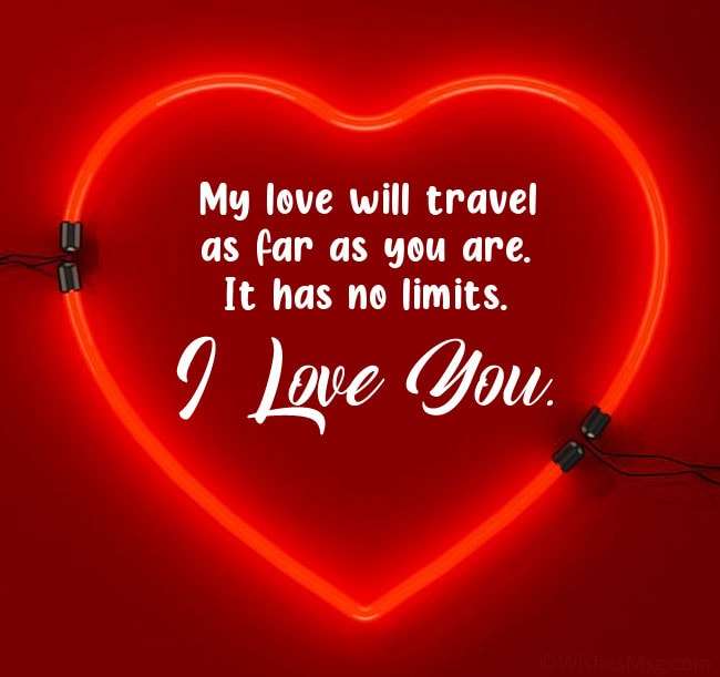 love and trust messages for distance relationship