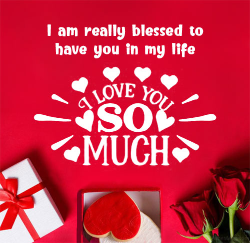 love messages with images